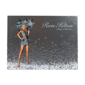 Paris Hilton - Bling Edition Set (Eau De Parfume 100ml, Body Lotion 90ml, Shower Gel 90ml) - For Woman