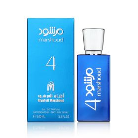 No.4 Blue Eau de Parfum 100ml - Unisex