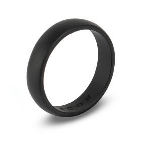 Icon Band Ring - Black