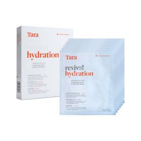 Tara - Revival Hydration Sheet Mask - 6x22ml