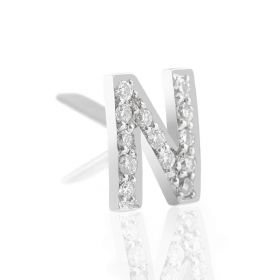 Luxury Link Cover- Letter N