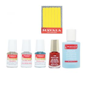 Mavala Graphic Pouch Standard with Products