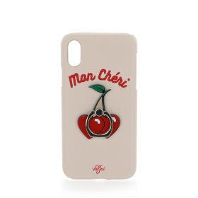 Mon Cheri Ring Stand Case - iPhone X/XS