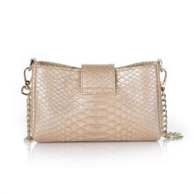 Sling Wallet - Ivory Metallic