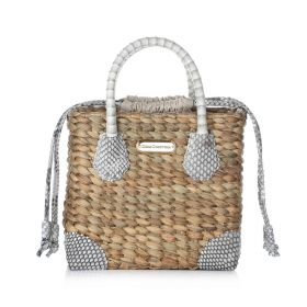 Maui Hand Bag - Natural Reticulatus