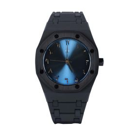 The Arabic Skull Blue Edition Watch