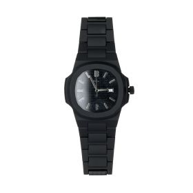 The Jet Black Quartz Watch