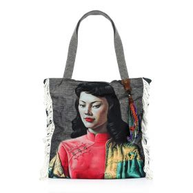 Women Art Bag - Multicolour