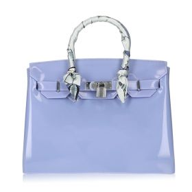 Jelly Summer Bag - Purple