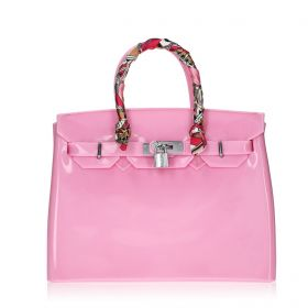 Jelly Summer Bag - Pink