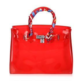 Jelly Summer Bag - Red