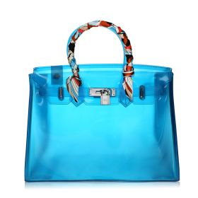 Jelly Summer Bag - Blue