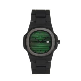 Limited Edition Royal Green Black & Green Watch