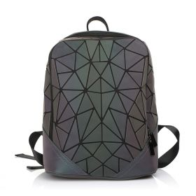 Backpack - Black&Rainbow