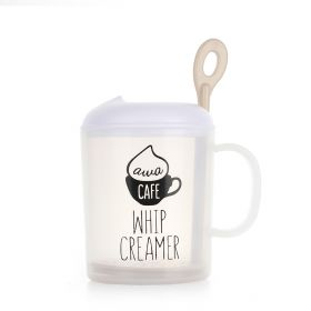 Awa Cafe Whip Creamer - Clear White