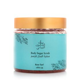 Rose Taef Body Sugar Scrub - 500g