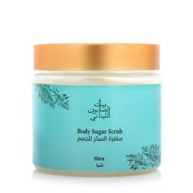 Shea Body Sugar Scrub - 500g