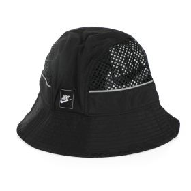 Bucket Mesh Cap - Black