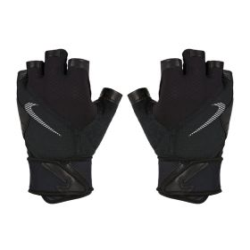 Elevated Fitness Gloves - Black