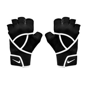 Gym Premium Fitness Gloves - Black