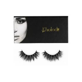 Real Mink Fur Eye Lashes - (Kholoud)