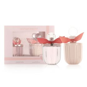 Eau My Secret Perfume Gift Set - 2 Pcs - Women