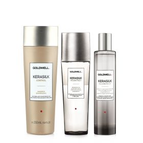 Kerasilk Reconstruct Hair Care Kit - 3 Pcs