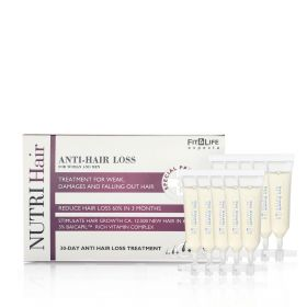 Nutrihair Anti-Hair Loss Treatment - 10 Ampoules