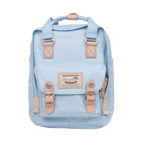 Macaroon Backpack - Blue