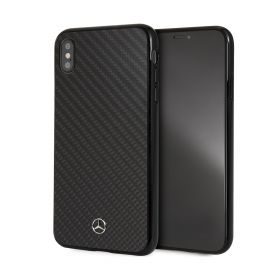 Real Carbon Fiber Hard Case iPhone XS Max - Black
