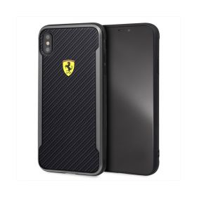 On Track Hard Case For iPhone XS Max - Black