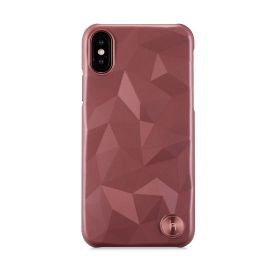 Tokyo Lush iPhone X and XS Phone Case - Maroon