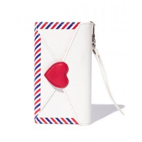 Valfre - Hate Mail iPhone Wallet Case (X)