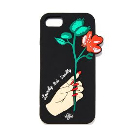 Valfre - Lovely but Deadly 3D iPhone Case (iPhone X)