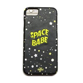 Valfre - Space Babe iPhone Case (X)