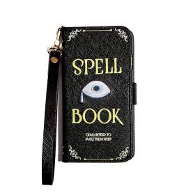 Valfre - Spell Book iPhone Wallet Case (XS Max)