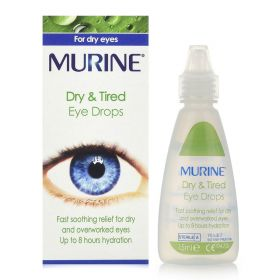 Dry & Tired Eye Drops - 15 ml