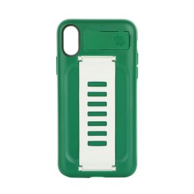 Boost Green iPhone Case With Kickstand - XS/X