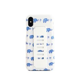 Boost Elephant iPhone Case With Kickstand - XS Max