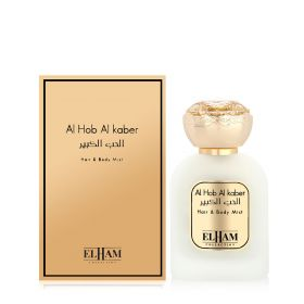 Al Hob Al Kaber Hair And Body Mist - 50ml