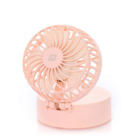 iFan 2 Portable Fan With Mirror - Pink