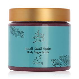 Body Sugar Scrub Cherry - 500g