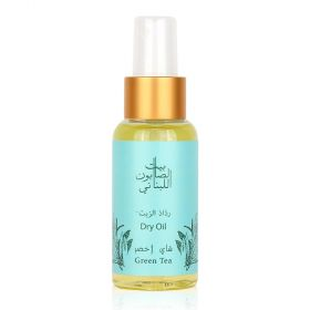 Dry Oil Green Tea - 80ml