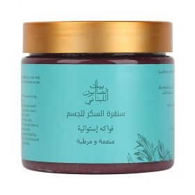Body Sugar Scrub Passion Fruit - 500g