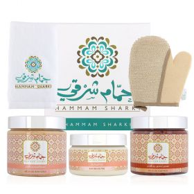 Hammam Sharki - Argan Oil Body Line Set