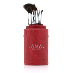 Jamal Collection - Makeup Brush Set For Eyes - 10pcs