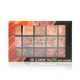 The Element Baked Eyeshadow Palette