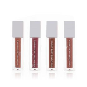 Everyday Nudes Min Lip Set - 4 Pcs