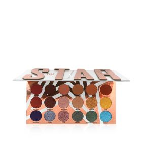 The Star Eyeshadow Palette - 18 Shades