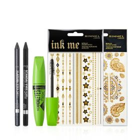 Ink Me Makeup Set - 4 Pcs